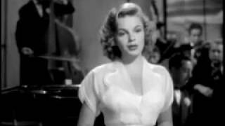 Judy Garland Presenting Lily Mars When I Look at You