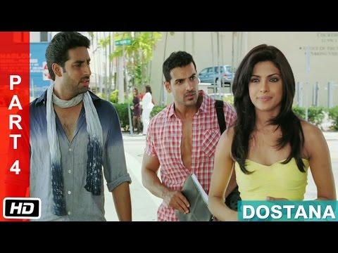 Convincing Sam   Part 4  Dostana 2008  Abhishek Bachchan, John Abraham, Priyanka Chopra