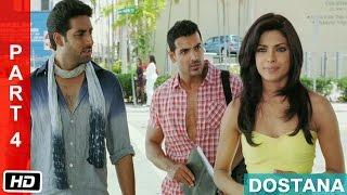 Convincing Sam  - Part 4 - Dostana (2008)   Abhishek Bachchan, John Abraham, Priyanka Chopra