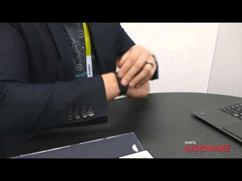 CES 2015 Nymi Band Interview and Demo
