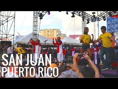 San Juan, Puerto Rico: Dia Nacional De La Salsa