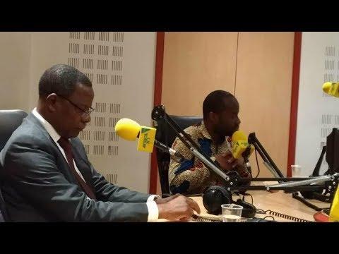 Maurice KAMTO sur Africa N°1 - le Grand Débat, propulsé sur Facebook par Abdelaziz Moundé Njimbam