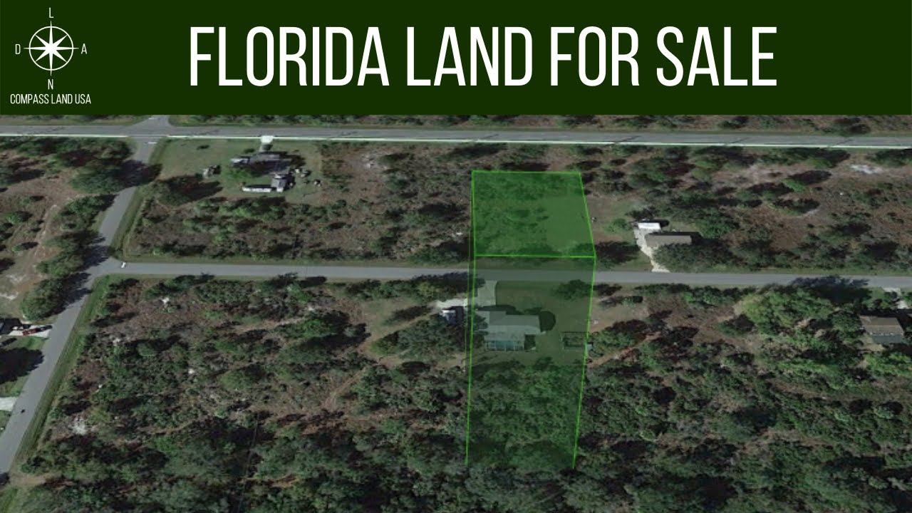 SOLD By Compass Land USA - 0.23 Acres Land for Sale In Punta Gorda Charlotte County Florida