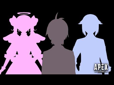 【APEXコラボ】はんぽAPEX、再集結【万里一空】