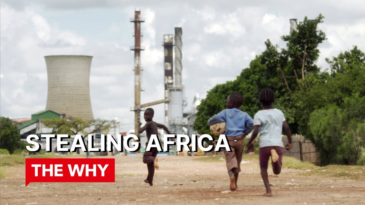Stealing Africa | WHY POVERTY? (OFFICIAL FULL FILM)
