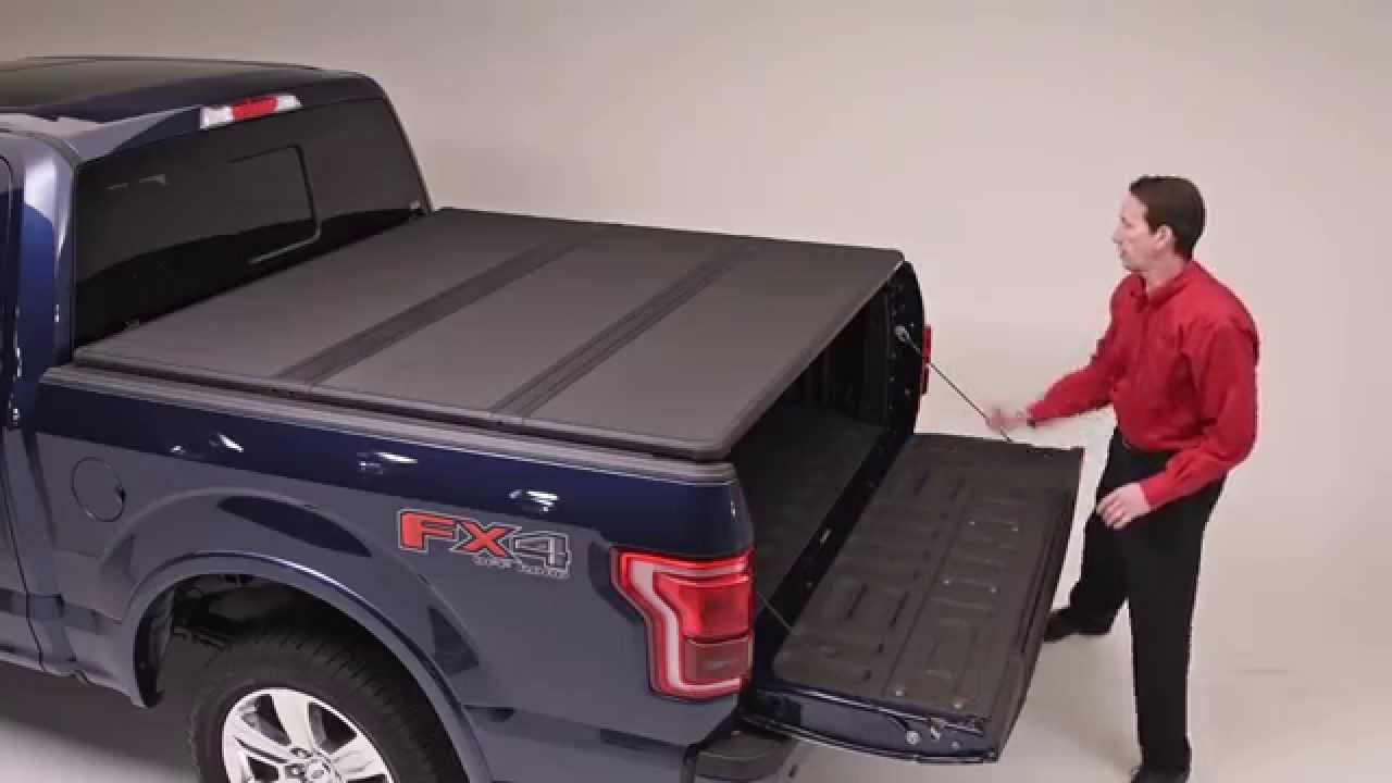 Extang Solid Fold 2 0 Hard Folding Truck Bed Cover Features Benefits Youtube