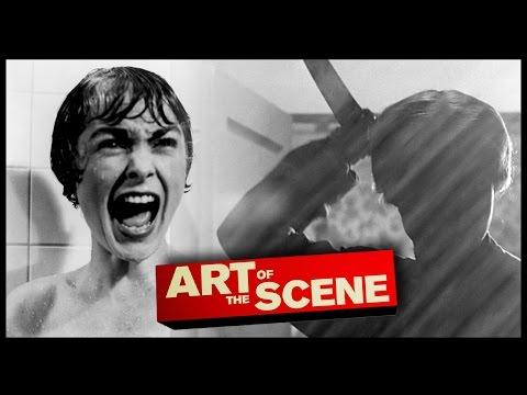 Psycho Shower Scene - Art of The Scene