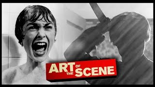 Psycho Shower Scene - Art of The Scene