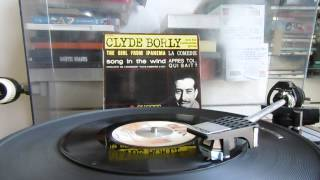 "Clyde Borly & His Continental Group ""Song In The Wind"" BEL AIR 211 209 M"