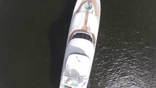 Florida Yacht Photography | Florida Yacht Video 130' Westport