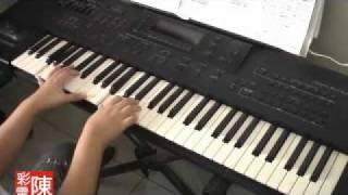 Jay Chou 周杰伦 - 超人不会飞 Piano Cover Pinyin Lyric