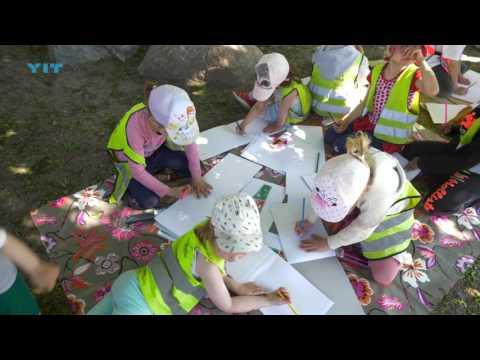 YIT Enemmän elämää pihapiireihin - Lasten suunnittelutempaus
