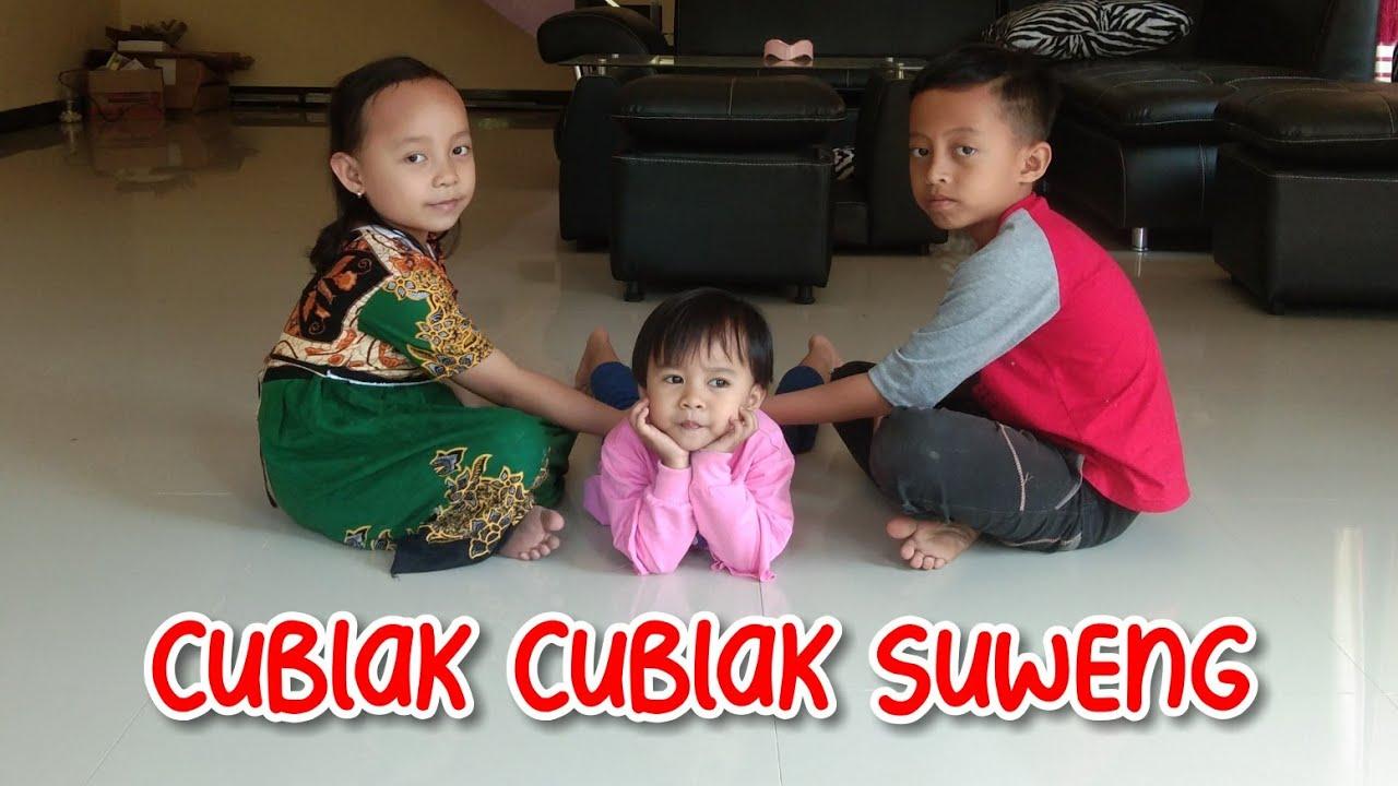 Cublak Cublak Suweng Lirik Permainan Tradisional Lagu Daerah Jawa Tengah Youtube