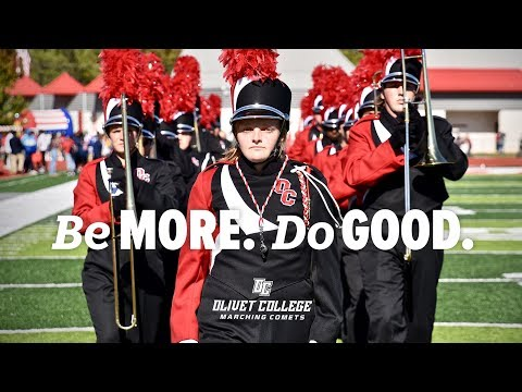 The Marching Comets - Olivet College