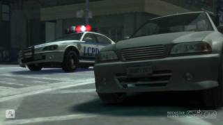 Deadly Pursuit (GTA IV)