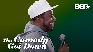 Um, Eddie Griffin Can't Seem To Understand White People | The Comedy Get Down