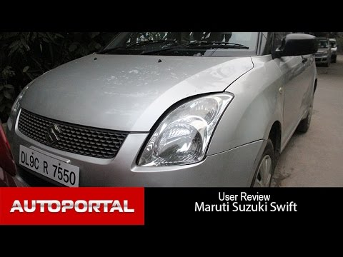 Maruti Suzuki Swift User Review - 'great performance' - Auto Portal