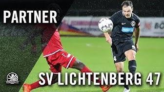 VfB Germania Halberstadt - SV Lichtenberg 47 (11. Spieltag, Regionalliga Nordost)