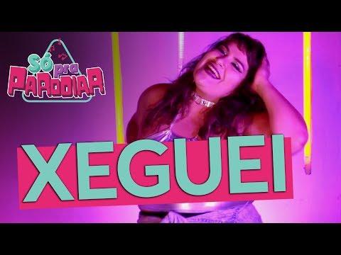 """Xeguei""  Alexandrismos  Paródia Cheguei – Ludmilla  Só Pra r  Música Multishow"