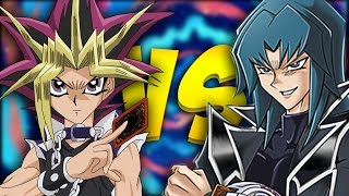 YU-GI-OH СПОМЕНИ ОТ ДЕТСТВОТО l DARK MAGICIAN VS CYBER DRAGON DECK !!!
