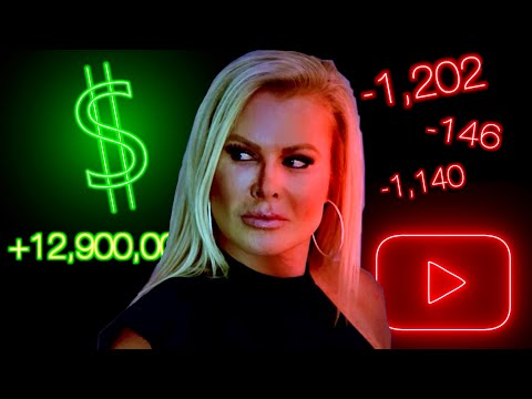 THIS millionare is DESPERATE to be FAMOUS... but at WHAT COST!? | Theresa Roemer