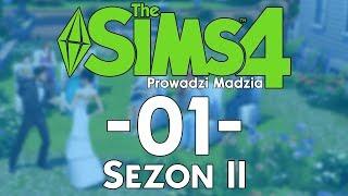 The SimS 4 Sezon II #1 - Żaby, koty, szop i Krzysztof