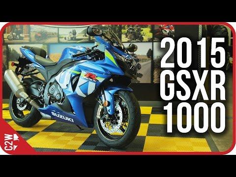2015 GSXR 1000 | First Ride