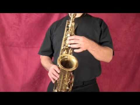 how to play alto sax jazz saxophone for beginners beginning sax lessons youtube. Black Bedroom Furniture Sets. Home Design Ideas