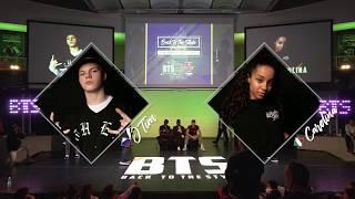 BTS 2019 \\ Mix Style Junior  Final • J Tim (Rus) vs Carolina (Ita)
