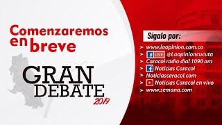 Gran Debate 2019