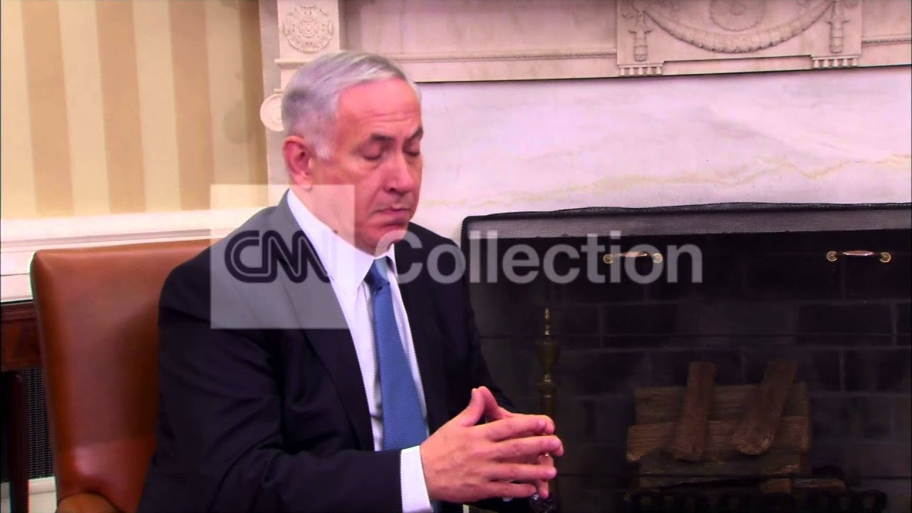 NETANYAHU - COMMITTED TO TWO STATES TWO PEOPLES