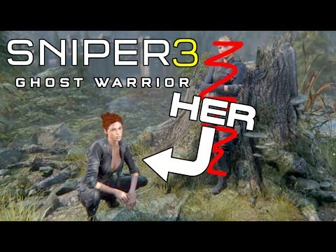 Saving Raquel | Sniper Ghost Warrior 3 #21 |