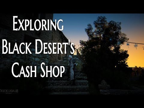 Black Desert's Cash Shop: Looking at the Best Pearl Items