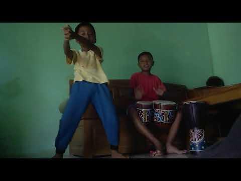 Lagu resiko cowok setia versi grup musik anak kecil