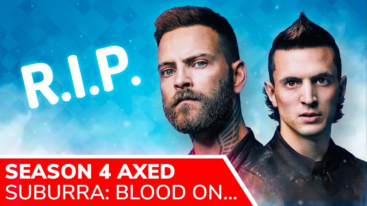 Download SUBURRA: BLOOD ON ROME (Suburra La Serie) Season 4 NOT Happening as Netflix Cancels Italian Series