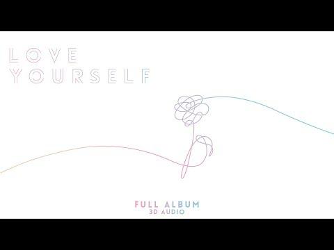 """FULL ALBUM"" BTS LOVE YOURSELF 承 'Her' [3D AUDIO - USE HEADPHONES]"