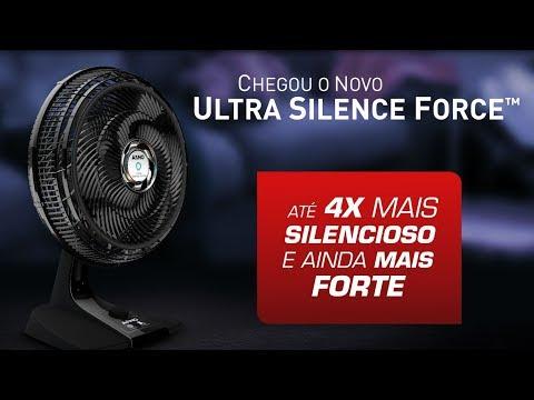 Ventilador Arno Ultra Silence Force - Até 4x mais SILENCIOSO e ainda MAIS FORTE!