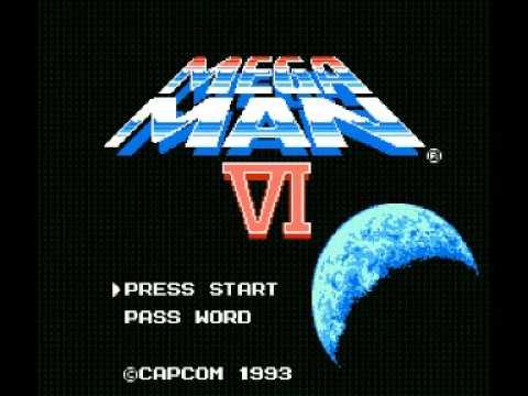 Mega Man 6 (NES) Music - Plant Man Stage
