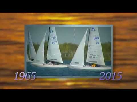 Soling 50 Years  by Gary Jobson