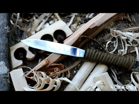Survival With A Butter Knife