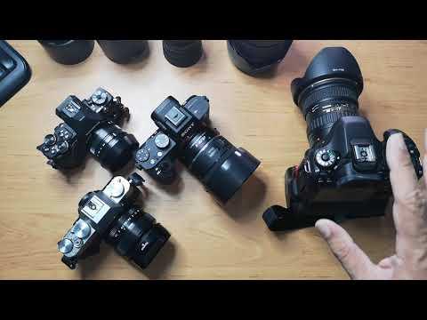 เทคนิคการเลือกกล้องถ่ายภาพเบื้องต้น สำหรับมือใหม่