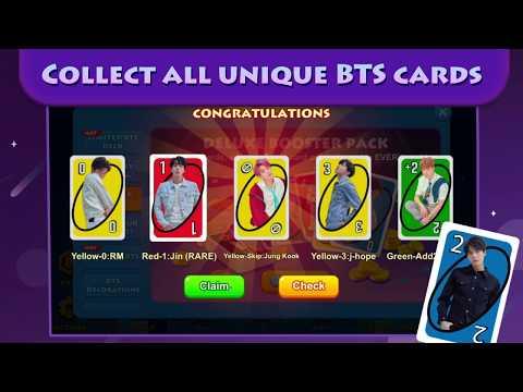 UNO x BTS Store Video (English)
