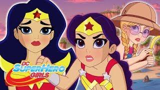 La vérité du lasso partie 1 - 4 | DC Super Hero Girls en Français