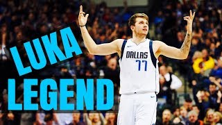 LUKA DONCIC:  Why He's A LOCK To Be An All-Time Great