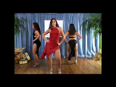 Mambo (salsa dancing) spins and styling