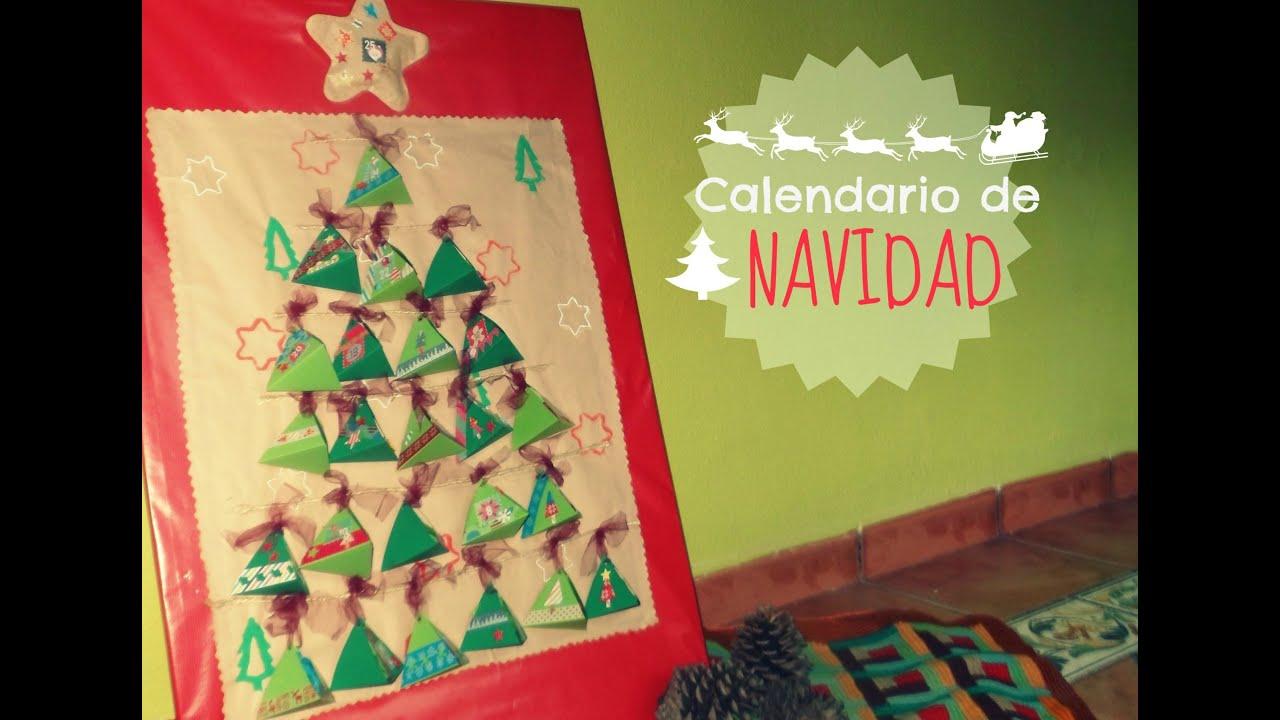 Calendarios Para Navidad Qu Te Ha Parecido Este De Calendarios De