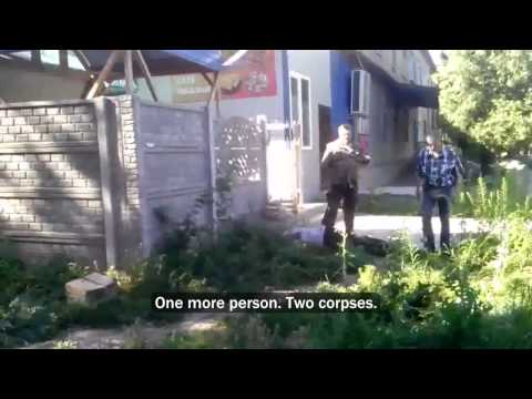Ukraine: Atrocities committed by the US-Supported Ukrainian National Guard
