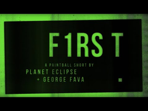 F1RST: A Paintball Short By Planet Eclipse