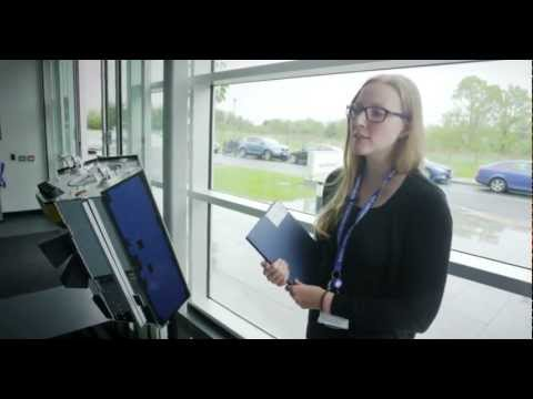 A Day in the Life of Stefanie Kohl -- Space Systems Engineer, Surrey Satellite Technology Ltd