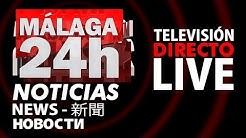 Directo de Málaga 24 horas   canal televisión español TV en vivo noticias coronavirus live